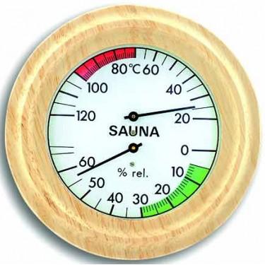 Термометр - гигрометр для сауны TFA 40.1005