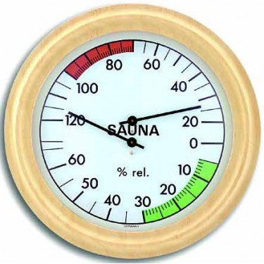 Термометр - гигрометр для сауны TFA 40.1006