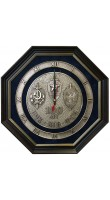 Kitch Clock 17-297 100 лет ВЧК, КГБ,ФСБ