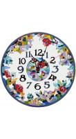 Kitch Clock Ч-4022