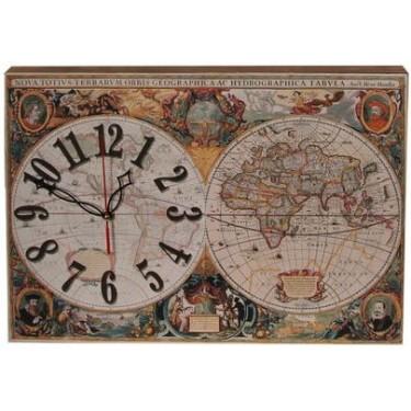 Настенные интерьерные часы Akita 3042