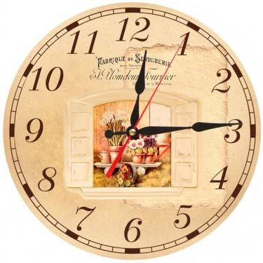 Настенные интерьерные часы Akita AC03