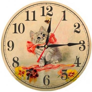 Настенные интерьерные часы Akita AC05