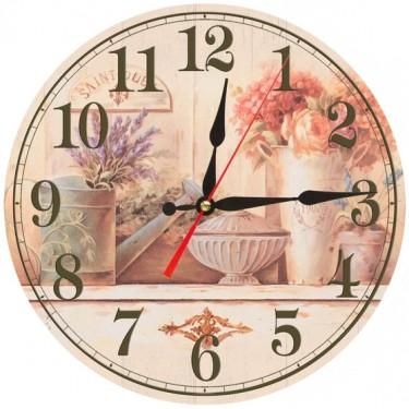 Настенные интерьерные часы Akita AC07
