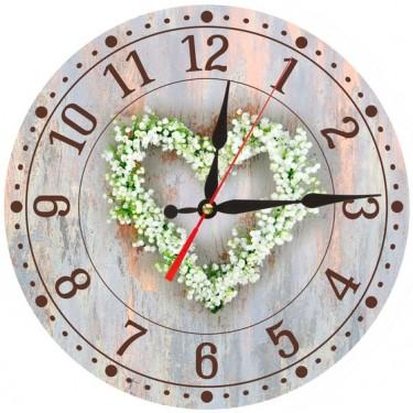Настенные интерьерные часы Akita AC09