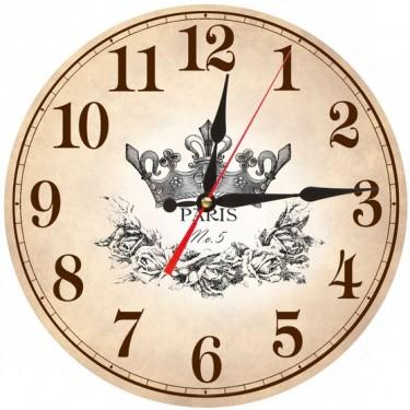 Настенные интерьерные часы Akita AC13