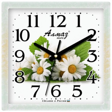 Настенные интерьерные часы Алмаз 638