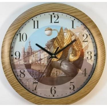 Настенные интерьерные часы Камелия 158007 Банковский мост