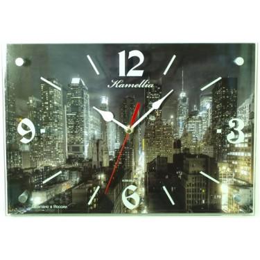 Настенные интерьерные часы Камелия 281 Сити, гор.