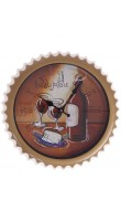 Kitch Clock 837913