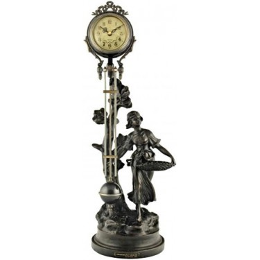 Настольные интерьерные часы - скульптура Vostok BR-3110
