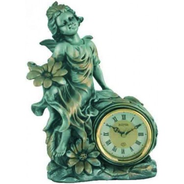 Настольные интерьерные часы - скульптура Vostok К4521-3