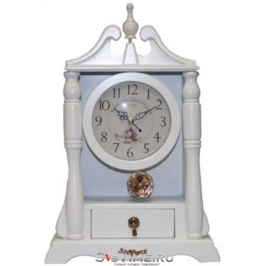 Настольные интерьерные часы Kairos ТВ-017 W