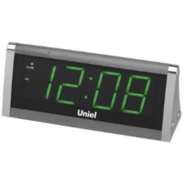 Настольные интерьерные часы Uniel UTL-12GBr