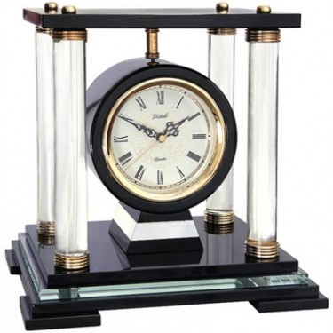 Настольные интерьерные часы Vostok 120 BW