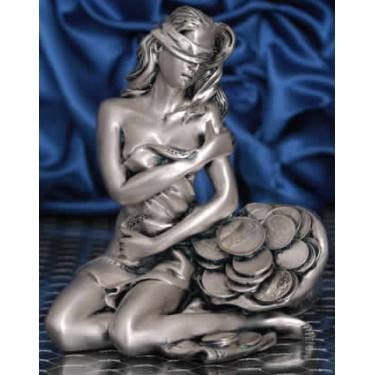 Богиня удачи с рогом изобилия Moda Argenti ST 804/ SP