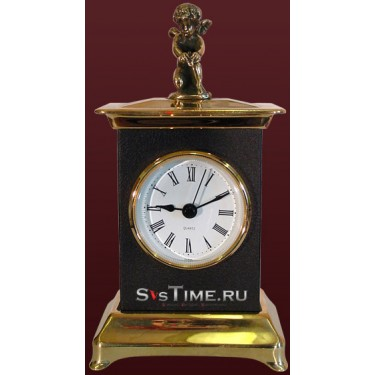 Часы Ангелочек из бронзы Vel 03-12-05-00200