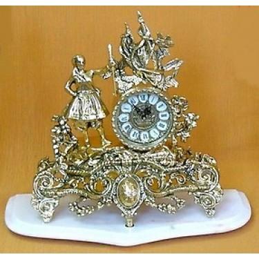 Часы интерьерные из бронзы Arcobronze 71107