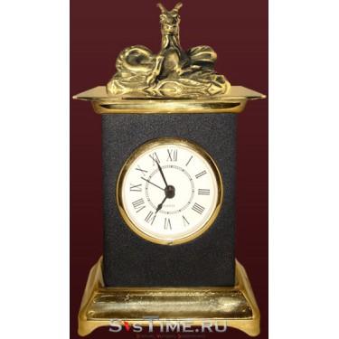 Часы Козерог из бронзы Vel 03-12-05-11000