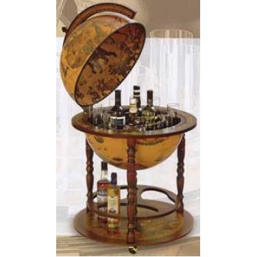 Глобус-бар со столиком Zoffoli 88