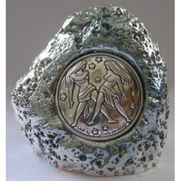 Камень удачи Близнецы Moda Argenti ST 923 3/C