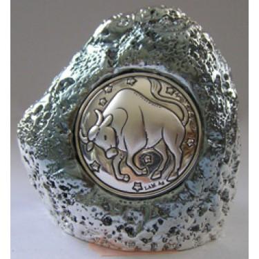 Камень удачи Телец Moda Argenti ST 923 2/C