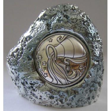 Камень удачи Водолей Moda Argenti ST 923 11/C