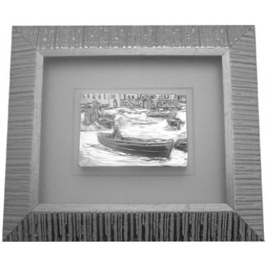 Картина На лодке Moda Argenti PL 106