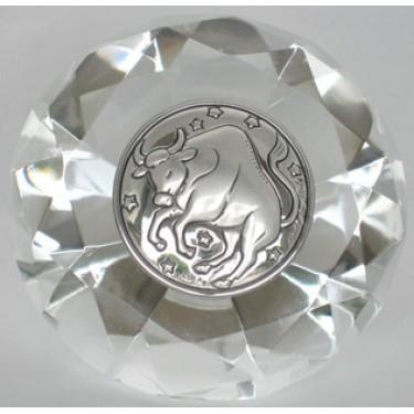 Кристалл знак зодиака Телец Moda Argenti CR 100/2
