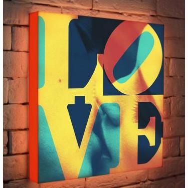 Лайтбокс для гостиной или спальни Love BoxPop 45x45-041