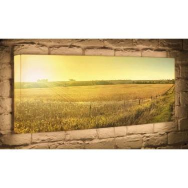 Лайтбокс для гостиной или спальни Прованс BoxPop 35x105-p017