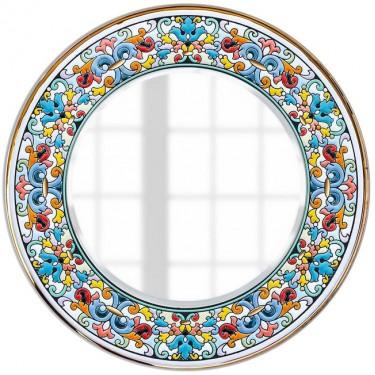 Настенная тарелка Kitch Clock З-4005