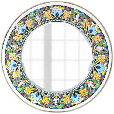 Настенная тарелка Kitch Clock З-4006