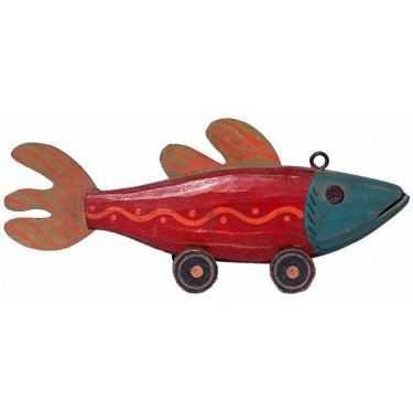 Настольный декор Рыба Marcrown 1316