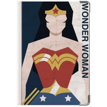 Обложка для документов Shot Стандарт WonderWoman
