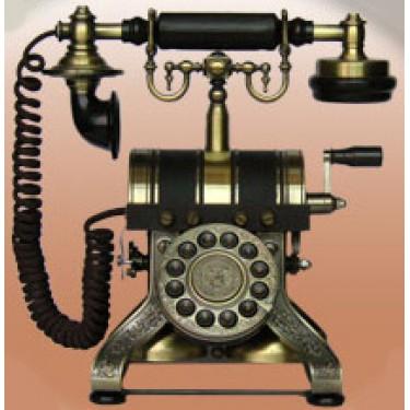 Ретро телефон Zond P-1896 Бочонок BARREL