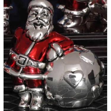 Санта Клаус со снежным комом Moda Argenti BN 305 C