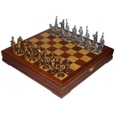 Шахматы Rovertime RTS-06.b