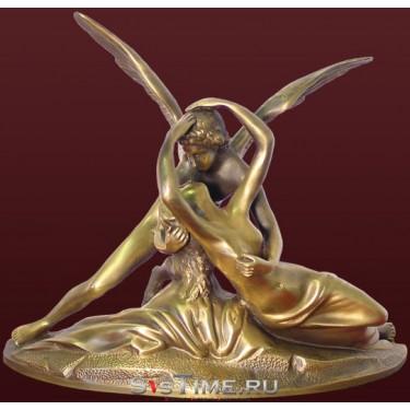 Статуэтка Амур и Психея из бронзы Vel 03-08-01-03000