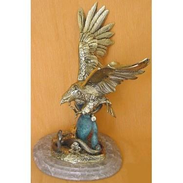 Статуэтка из бронзы Arcobronze 8184М Орел