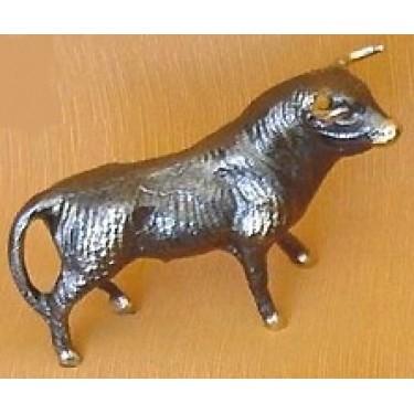 Статуэтка из бронзы Arcobronze 8432 Бык