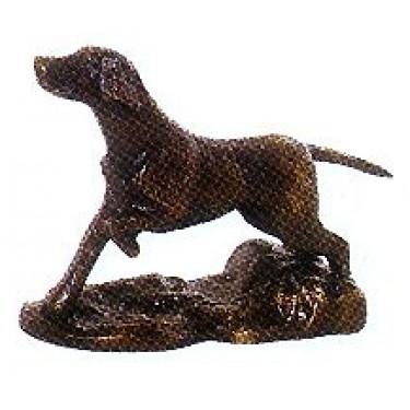 Статуэтка из бронзы Arcobronze 8444 Собака