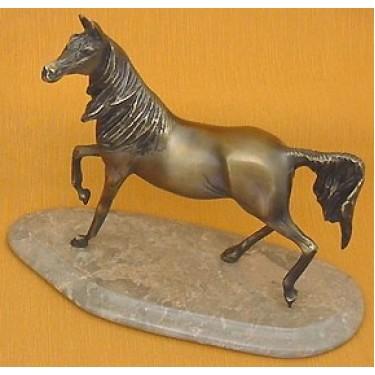 Статуэтка из бронзы Arcobronze 8446М Лошадь