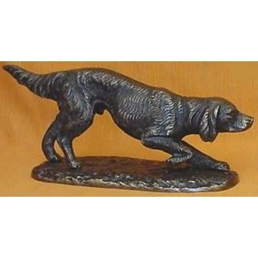 Статуэтка из бронзы Arcobronze 8474 Собачка