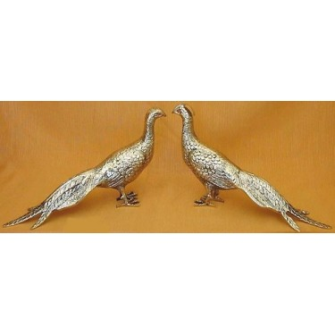 Статуэтка из бронзы Arcobronze 9103 Фигурки птиц (комплект 2)