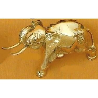 Статуэтка из бронзы Arcobronze 9174 Слон (Большой)