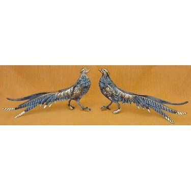 Статуэтка из бронзы Arcobronze 9204 Фигурки птиц (комплект 2)