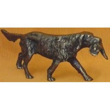 Статуэтка из бронзы Arcobronze 9438 Собака