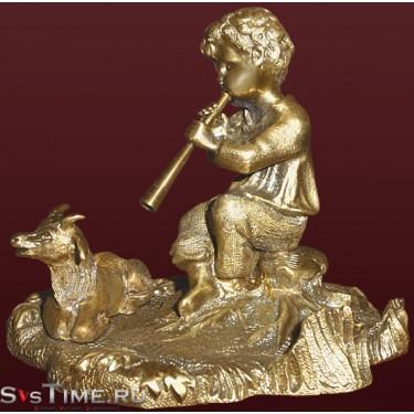 Статуэтка Пастушок из бронзы Vel 03-08-01-15400