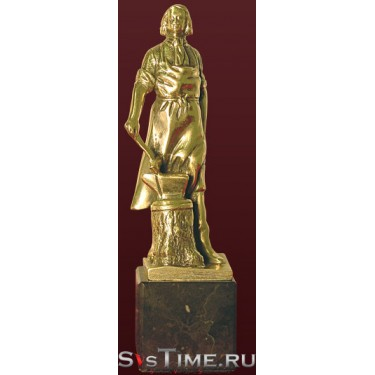 Статуэтка Петр I из бронзы Vel 03-08-01-18300